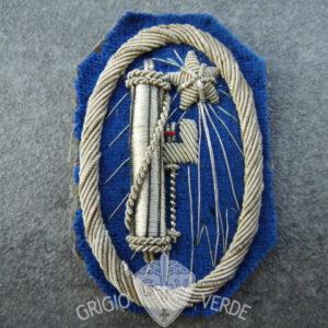 Distintivo M.V.S.N. istruttore premilitare