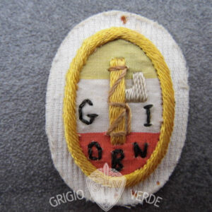 Distintivo Giovane Italiana O.N.B. Balilla
