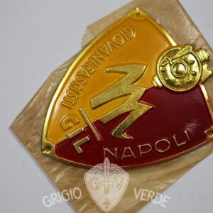 Scudetto Giovani Fascisti G.I.L. NAPOLI