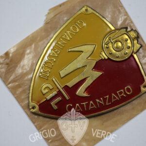 Scudetto Giovani Fascisti G.I.L. CATANZARO