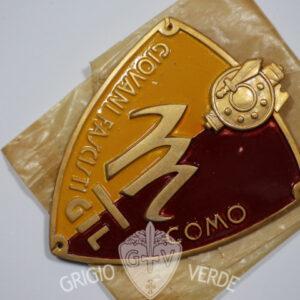 Scudetto Giovani Fascisti G.I.L. COMO