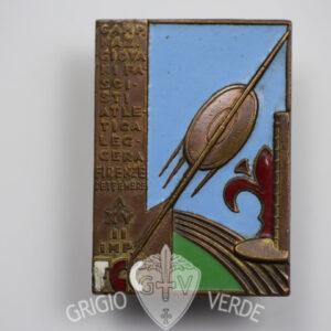 Distinti Fasci giovanili di combattimento Firenze 1937