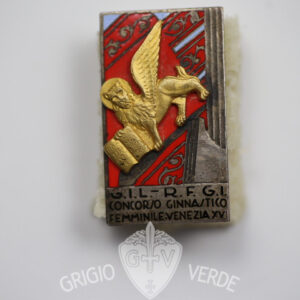 Distintivo G.I.L. Venzia 1937