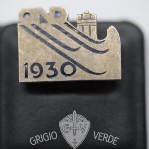 Distintivo O.N.D. sci 1930