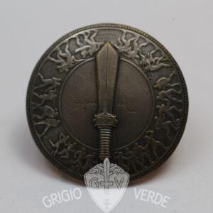 Ferma fazzoletto Balilla scudo del Duce anno XV°